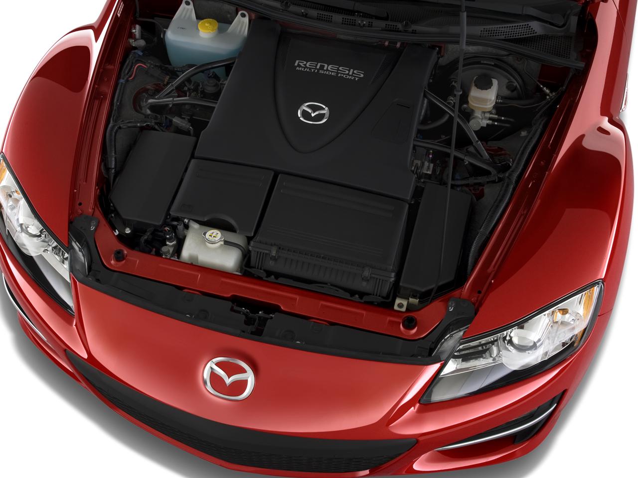 El Mazda Rx 8 Ruedas Y Tuercas