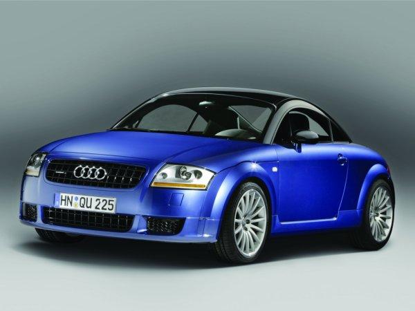 Audi Tt Ruedas Y Tuercas